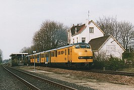 Station Vroomshoop in 1998