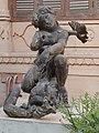 Statue of angel - Mohatta Palace.jpg