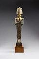 Statuette of Osiris with the name of Padihorpere MET 56.16.2 EGDP022582.jpg