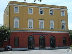 Taranto–Brindisi railway