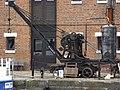 Steam crane, National Waterways Museum - geograph.org.uk - 880333.jpg