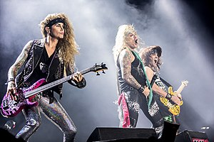 Summer Breeze Open Air - Steel Panther live at Summer Breeze 2016