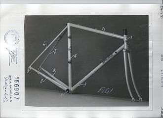 Stelbel - photo attached to the original documentation of the first Stelbel patent – Modello Integrale