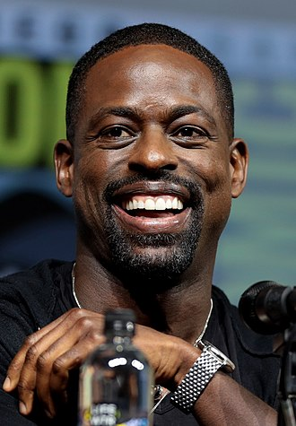 Sterling K. Brown - Brown at the 2018 San Diego Comic-Con