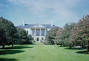 Edgar B. Stern Sr - Image: Stern House 1947