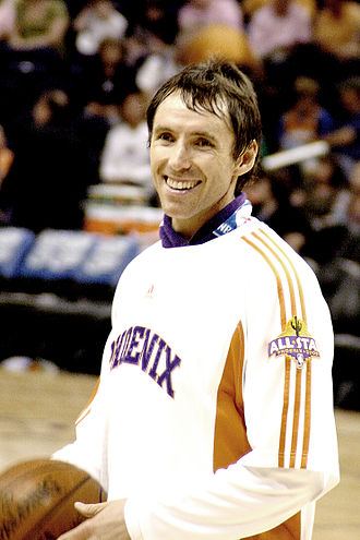 Steve Nash - After Nash's return to Phoenix in 2004, they won 33 more games than they did the previous season.