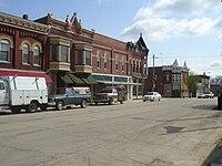 Stockton IL W.E. White Bldg2.JPG