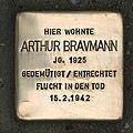 Stolperstein Palmstraße 13 Arthur Bravmann.jpg