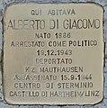 Stolperstein für Alberto Di Giacomo (Rom).jpg
