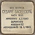 Stolperstein für Cesare Sacerdote (Alessandria).jpg