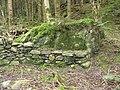 Stone seat, Balloch Wood - geograph.org.uk - 313114.jpg