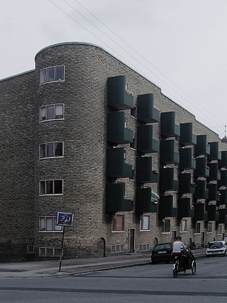 Povl Baumann - Image: Storgården, Copenhagen