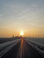 Strada Ponte Nuovo - Modena, Italia - 28 Dicembre 2010 - panoramio.jpg