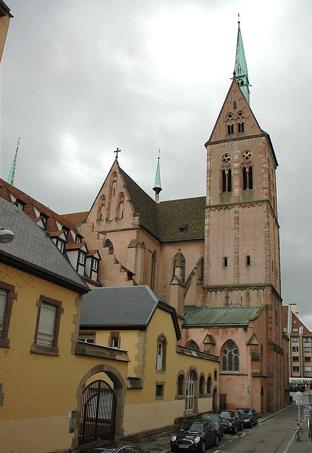 Monument historique à Strasbourg