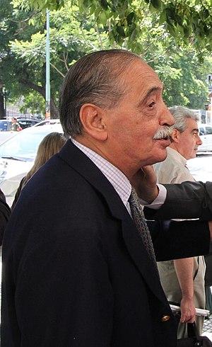 Julio César Strassera - Image: Strassera