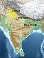 Strato II East Punjab territory with capital in Sagala.jpg