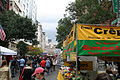 Street fair on University Place in Manhattan October 2014.JPG