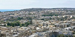 View of Kerċem