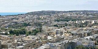 Kerċem Local council in Gozo Region, Malta
