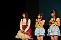 Sumire Uesaka and Lin-Q at Anicon 20150704.jpg
