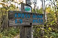 Superior Hiking Trail Sign - Cross River, Minnesota (23583997568).jpg