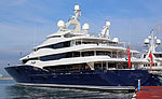 Superyacht MY Amaryllis berthed at Marina Bay, Gibraltar.jpg