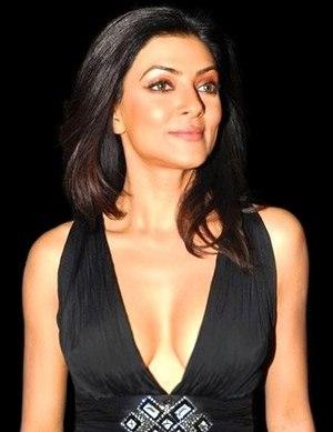 Sushmita Sen - Sen in 2011