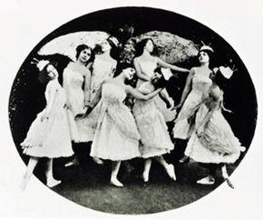 Linea danza pilates e la storia della danza il lago dei cigni