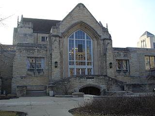 Northern Illinois University College of Law Law school in De Kalb, Illinois