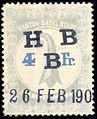 Switzerland Basel 1899 revenue 4Fr - 14C.jpg