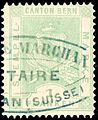 Switzerland Bern 1880 revenue 1Fr - 16C.jpg