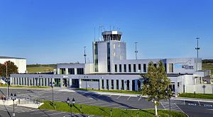 Sydney/J.A. Douglas McCurdy Airport - Image: Sydney Airport (2015)