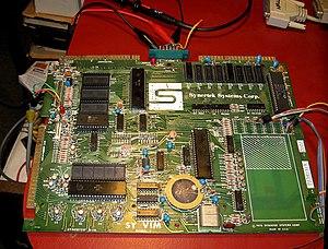 Synertek - Synertek SYM-1 single board computer