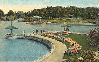 Onondaga Park park on the south side of Syracuse