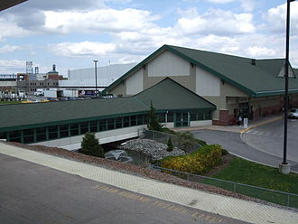 William F. Walsh Regional Transportation Center - Image: Syracuse Regional Transportation Center