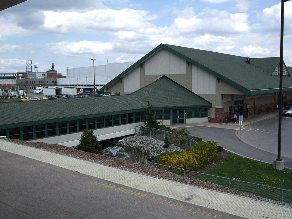 Syracuse Regional Transportation Center