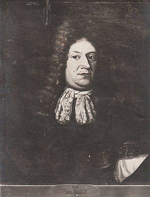 1625 in Norway - Tønne Huitfeldt