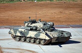 T-80 - T-80U