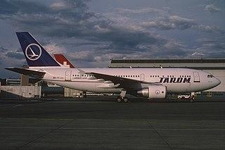 TAROM Flight 371 Aviation accident
