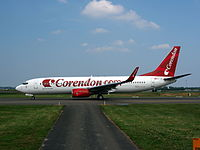 TC-TJI - B738 - Corendon Airlines
