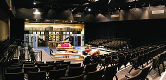 Tennessee Performing Arts Center - TPAC's Johnson Theater