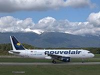 TS-INO - A320 - Nouvelair Tunisie