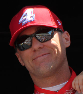 2010 NASCAR Sprint Cup Series - Kevin Harvick finished third in the championship