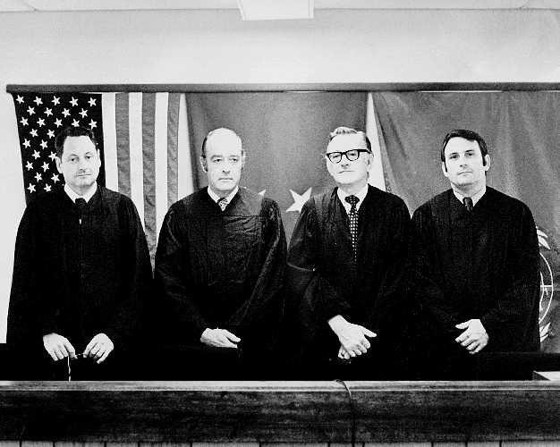 TTPI High Court judges
