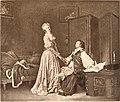 Tableaux anciens; oeuvres remarquables de F.-H. Drouais, A. Van Dyck, H. Fragonard, N. Lancret, C. Béga, Duplessis, C. Eisen, J.-B. Greuze, C. De Heem, J. Van Huysum, Mlle Ledoux, F. Le Moine, C. Van (14584186798).jpg