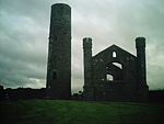 Photo of Taghadoe Irish Round Tower County Kildare, Ireland