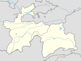Tajikistan location map.svg