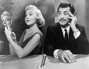Ernie Kovacs - With Edie Adams in the television series Take a Good Look