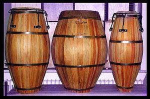 Español: Fotografia de los instrumentos del Ca...