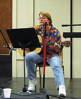 Tanya Huff - Tanya Huff at Ohio Valley Filk Fest 2005